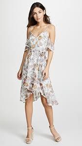 cold shoulder dress j o a floral cold shoulder dress shopbop