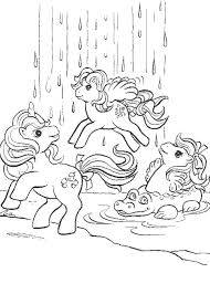 pony coloring pages 37 printables favorite tv