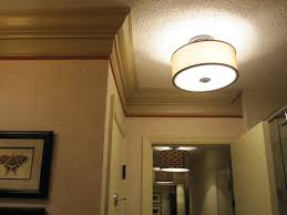 Small Entryway Lighting Ideas Lovely Semi Flush Mount Rounded Ceiling Lamps As Modern Hallway