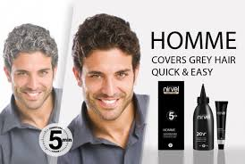 camouflage gray hair dye from nirvel professional buy discount price