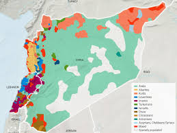 Map Of Syria And Surrounding Countries by These 7 Maps Explain The Middle East Business Insider