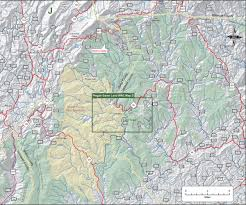 The Forest Game Map Hunting An Appalachian Tradition Wataugademocrat Com