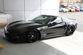 corvette zr1 black zr1 black beast at hoover corvette center corvetteforum