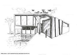 comment dessiner une chambre en perspective ides de dessin avec dessin maison moderne stunning best comment