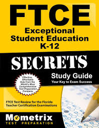 best free ftce exceptional student education k 12 practice test