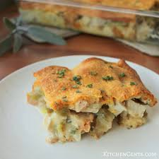 easy thanksgiving casserole