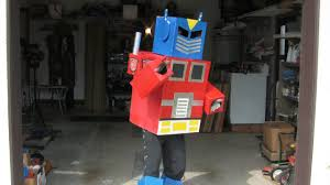 Transformer Halloween Costumes Transformers Costume Howcast