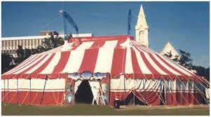 tent rental zopp eacute an italian family circus since 1842