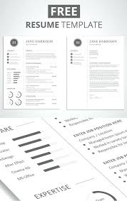Awesome Resume Templates Free Design Resume Template Download Best Modern Ideas On Letter