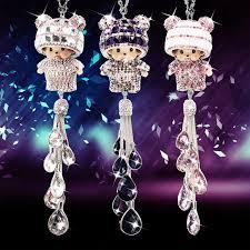 aliexpress buy fashion car pendant charms for rear view