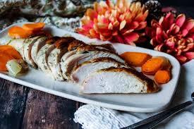 thanksgiving teaser roast turkey breast recipe just a pinch