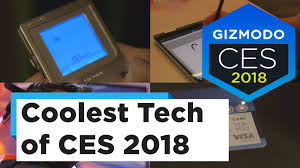 the 16 coolest gadgets we saw at mobile world congress wired the coolest stuff we saw at ces 2018