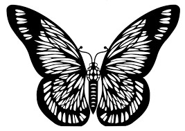 butterfly cutouts free download clip art free clip art on