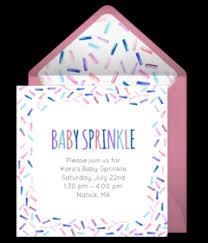 baby sprinkle invitations free baby sprinkle online invitations punchbowl
