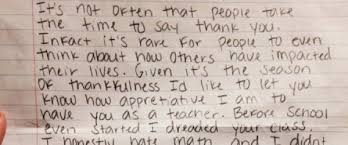 thank you teacher quotes like success