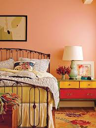 Best Peach Walls Ideas On Pinterest Colour Peach Peach - Bedroom ideas and colors