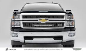 led lights for 2015 silverado zroadz series led light grille collection