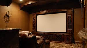 Backyard Home Theater Carl U0027s Diy Home Theater Man Cave Media Or Gaming Room Solutions