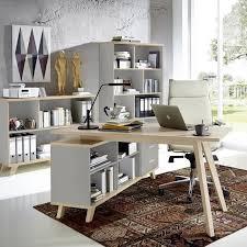 bureau angle design bureau d angle scandinave gris elsborg so inside
