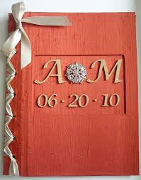 monogram photo album 122 best wedding books boxes bookmarkers brooches images on