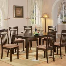 Dining Room Curtain Panels Kitchen Gorgeous Dark Brown Kitchen Table And Chairs Set Ideas
