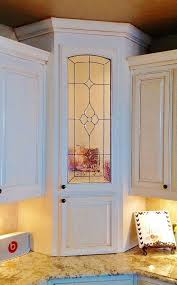 kitchen cabinet doors with glass panels 5 great ideas for decorating your kitchen with stained glass