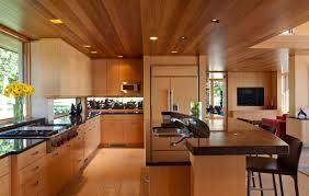 Kitchen Architecture Design Warm Modern Home Charles R Stinson Architecture Design Home