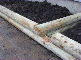 outdoor landscape timbers and ties treated landscape timbers