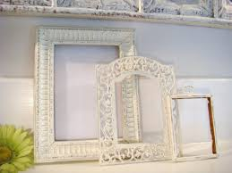 distressed frames white frames picture frame collection shabby