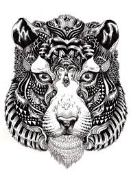 coloring pages of tigers free printable tiger coloring pages for adults tigers are the