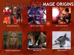 Dragon Age Meme - dragon age mage what my friends think i do by inversereality 2 on