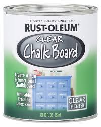 amazon com rust oleum 284469 specialty chalkboard paint 30 ounce