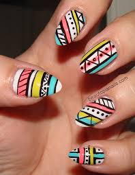 tribal nail art u2013 slybury com