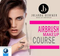 make up courses airbrush make up course advanced jolanda bedeker makeup school