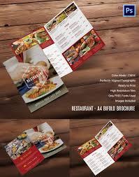 32 restaurant brochure templates u2013 free psd eps ai indesign