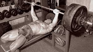 Squat Deadlift Bench Press Workout Being Franco Columbu Is Ready For U0027one More Round U0027 Muscle U0026 Fitness