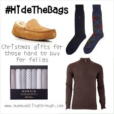 hidethebags christmas gifts for those hard to buy for fellas