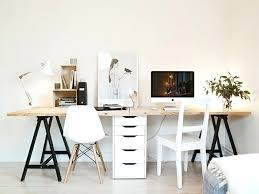 desk for two best two person desk ideas on 2 for attractive home 2 person desk