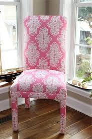 Cheap Parson Chairs Dining Room Pink Parson Chairs Design For Your Inspiration