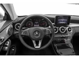 A Class Upholstery Compare The 2018 C Class C 300 4matic Coupe Mercedes Benz