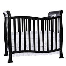 Mini Convertible Cribs On Me Violet 4 In 1 Convertible Mini Crib