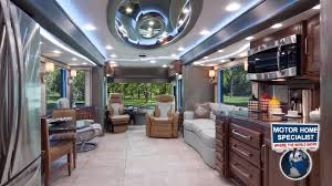 sale home interior 1 2m foretravel luxury rv review for sale at motor home