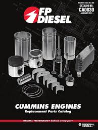 fp diesel cummins engines