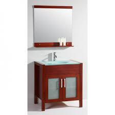 32 Bathroom Vanity 32 Bathroom Vanity Glass Sink Top Glass Top 32 Inch Single Sink