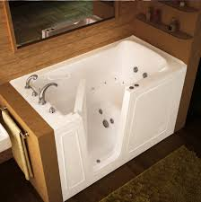 walk in bathtub unique feature walk in bathtubs simple design ideas