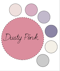 colors that go well with pink choose pink for your wedding theme mysty and bella designs rose
