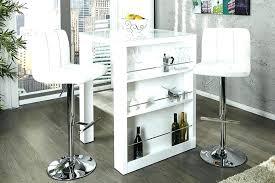 table de cuisine haute avec rangement table bar avec rangement table cuisine table bar cuisine style table
