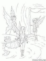 coloring page queen clarion and nyx