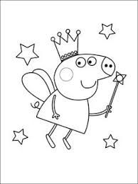 peppa party peppa pig cake designs coloring pages 7645