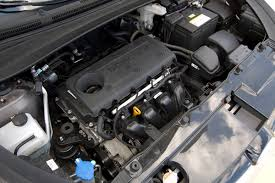 hyundai tucson engine capacity 2010 hyundai tucson limited fwd pzev review test drive